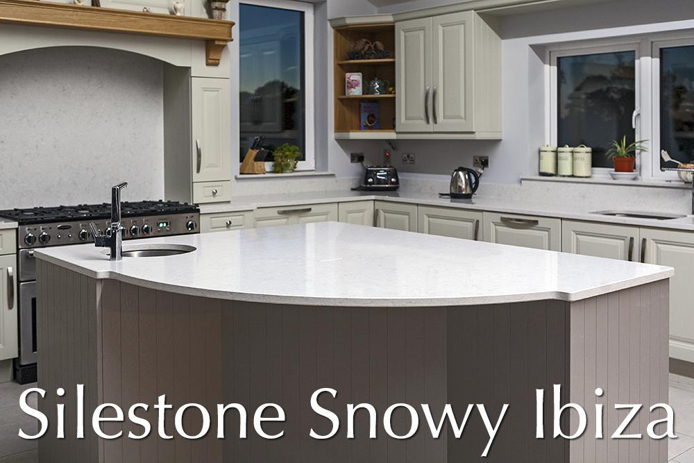 silestone snowy ibiza