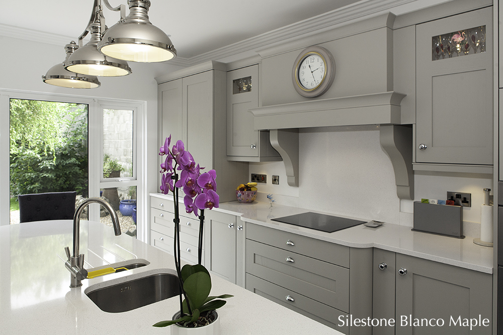 Silestone Blanco Maple, Carlow, Dublin