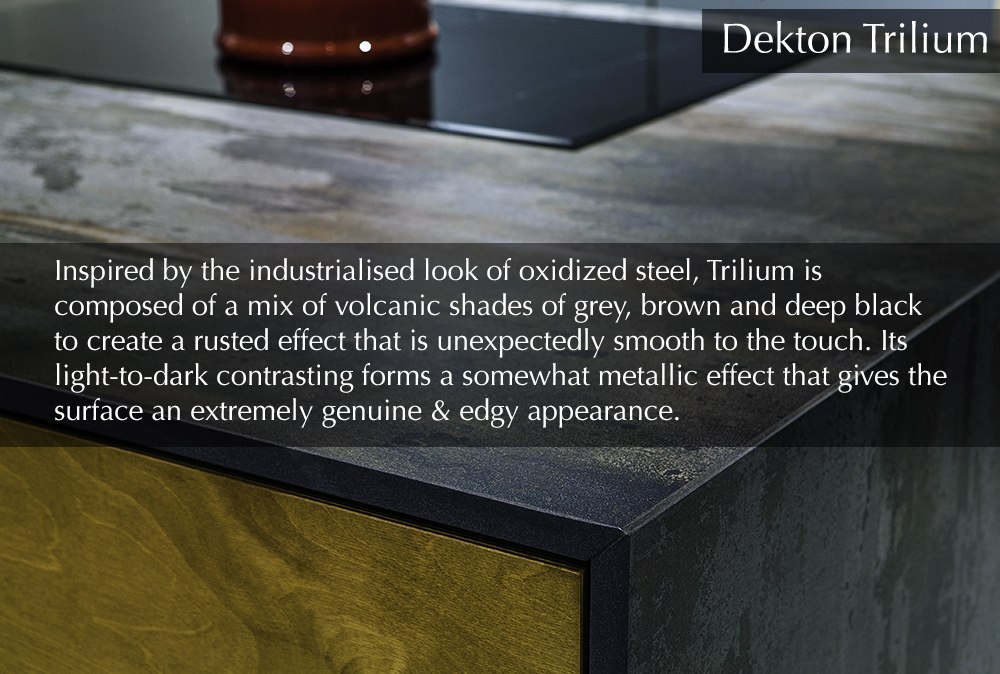 Dekton Trilium kitchen counter tops, Dublin, Carlow, Ireland,