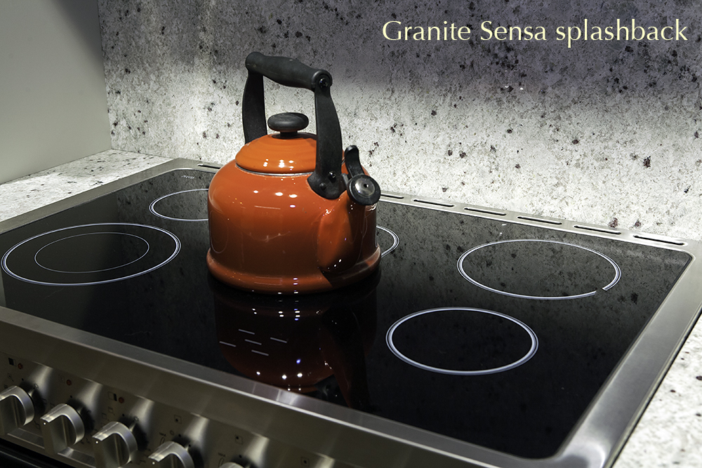 Granite Sensa - full splashback & counter tops, Dublin, Carlow