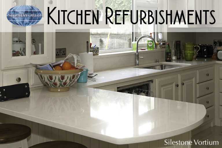 kitchen refurbishments, counter tops, quartz, granite, carlow, kilkenny, dublin,